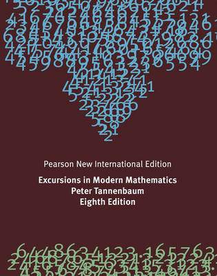 Excursions in Modern Mathematics, Plus MyMathLab without eText (Mixed media product)