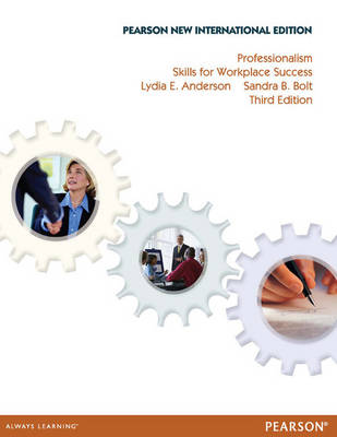 Professionalism Plus MyStudentSuccessLab without eText (Mixed media product)