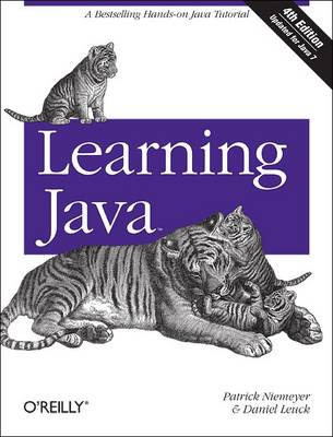 Learning Java (Paperback)