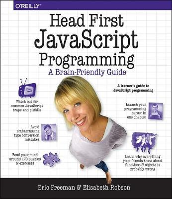 Head First JavaScript Programming - Head First (Paperback)