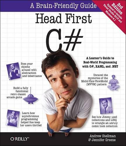 Head First C# - Head First (Paperback)
