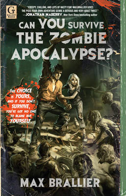 Can You Survive the Zombie Apocalypse? - Can You Survive the Zombie Apocalypse? (Paperback)