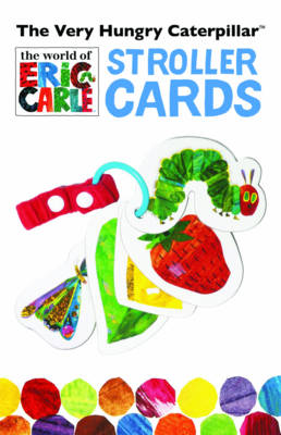 The Very Hungry Caterpillar Stroller Cards (Cards)