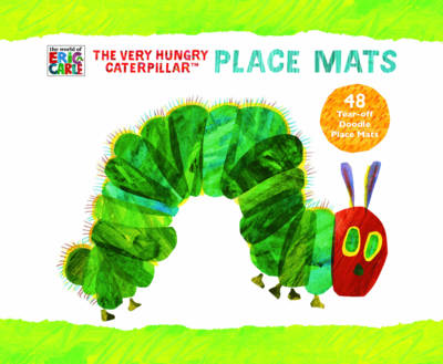 The World of Eric Carle the Very Hungry Caterpillar Place Mats (General merchandise)