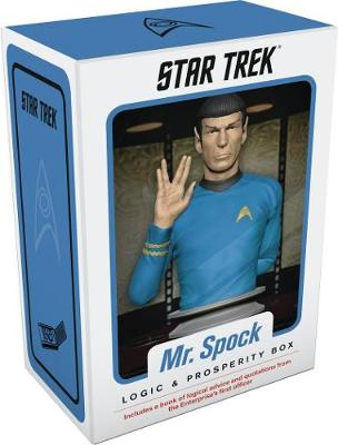 Mr. Spock in a Box: Logic and Prosperity Box (Paperback)