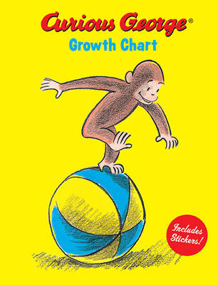 Curious George Growth Chart (Other printed item)