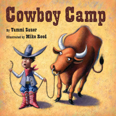 Cowboy Camp (Board book)