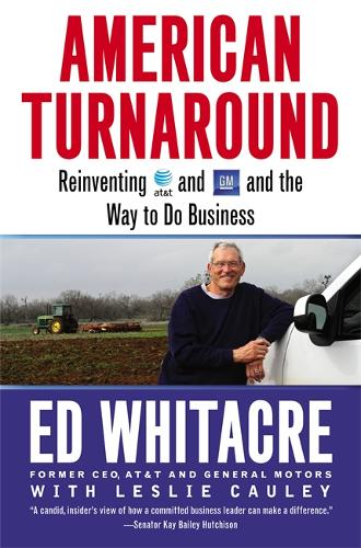 American Turnaround: Reinventing AT&T and GM and the Way We Do Business in the USA (Paperback)