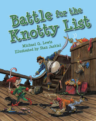 Cover Battle for the Knotty List