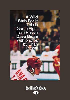 A Wild Stab for it: This is Game Eight from Russia (Paperback)
