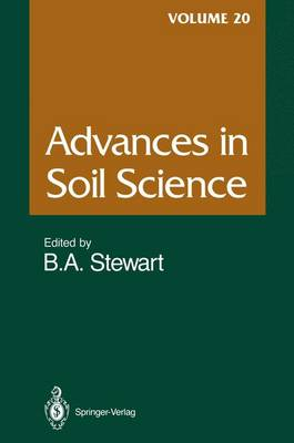 Advances in Soil Science - Advances in Soil Science 20 (Paperback)