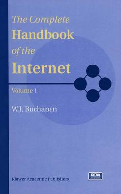 The Complete Handbook of the Internet (Paperback)