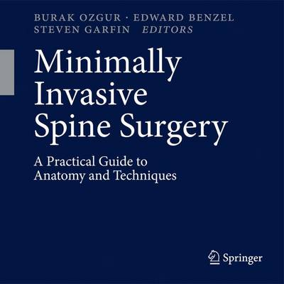Minimally Invasive Spine Surgery (Paperback)