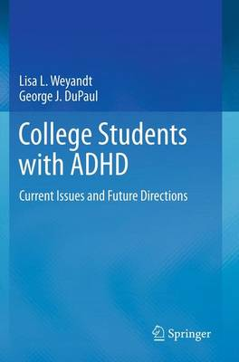 College Students with ADHD (Paperback)