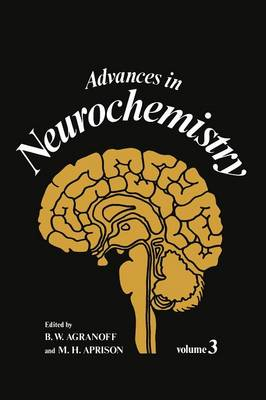 Advances in Neurochemistry: Volume 3 (Paperback)