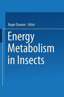 Energy Metabolism in Insects (Paperback)