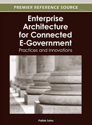 Enterprise Architecture for Connected E-government: Practices and Innovations (Hardback)
