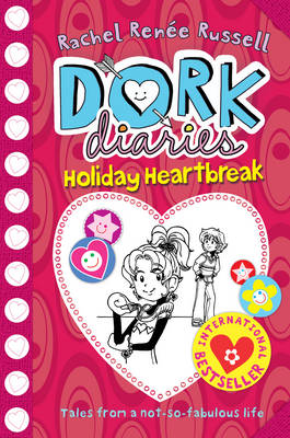 Dork Diaries: Holiday Heartbreak - Dork Diaries 6 (Hardback)