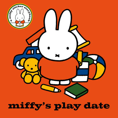 Miffy's Play Date (Paperback)