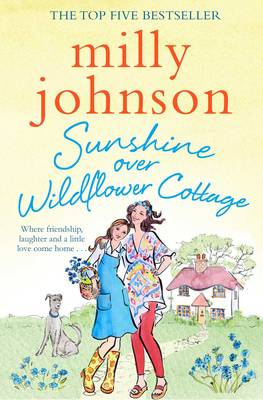 Sunshine Over Wildflower Cottage (Paperback)