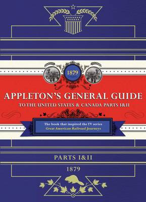 Cover Appleton's Railway Guide to the USA and Canada