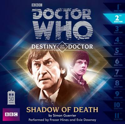 Doctor Who: Shadow of Death (Destiny of the Doctor 2) (CD-Audio)