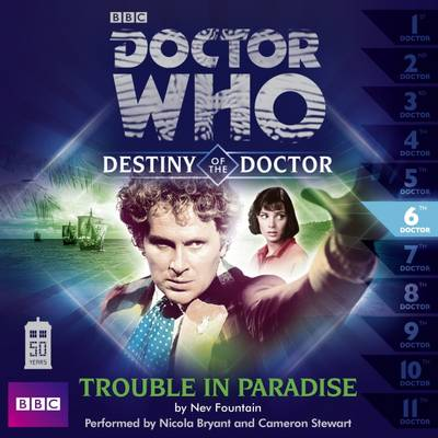 Doctor Who: Trouble in Paradise (Destiny of the Doctor 6) (CD-Audio)
