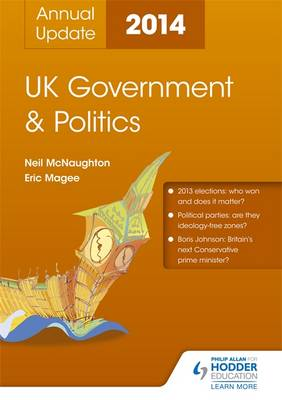 UK Government & Politics Annual Update 2014 (Paperback)