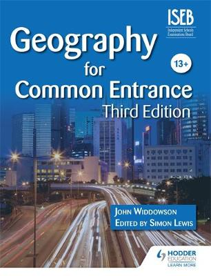 Geography for Common Entrance (Paperback)