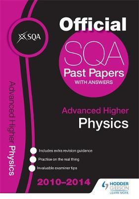 SQA Past Papers 2014-2015 Advanced Higher Physics (Paperback)