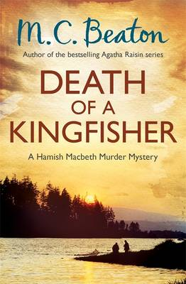Death of a Kingfisher - Hamish Macbeth 27 (Paperback)