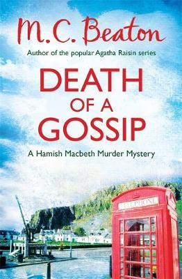 Death of a Gossip - Hamish Macbeth 1 (Paperback)