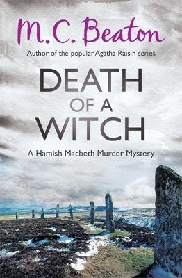 Death of a Witch - Hamish Macbeth 60 (Paperback)
