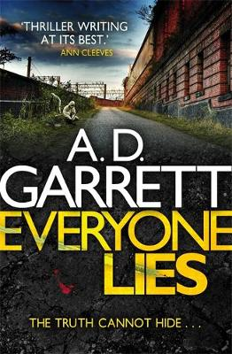 Everyone Lies - DI Kate Simms (Paperback)