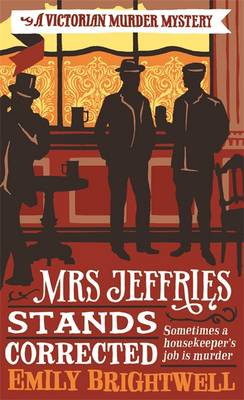 Mrs Jeffries Stands Corrected - Mrs Jeffries 12 (Paperback)