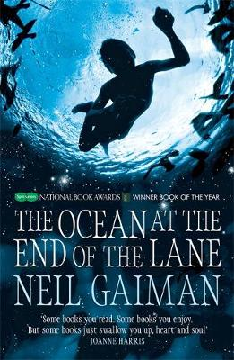 The Ocean at the End of the Lane (Paperback)