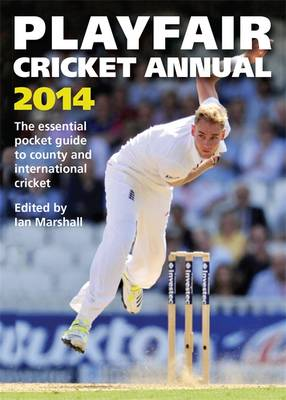 Playfair Cricket Annual 2014 (Paperback)