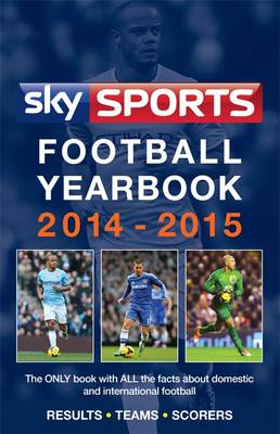 Sky Sports Football Yearbook 2014-2015 (Paperback)