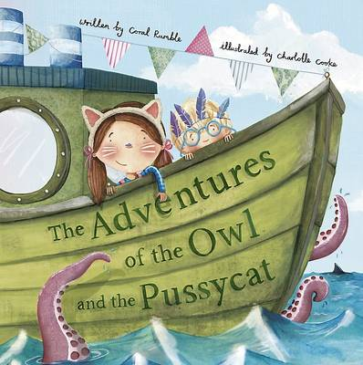 The Adventure of the Owl and the Pussycat (Picture Story Book) (Paperback)