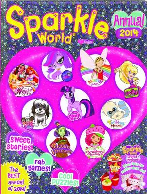 Cover Sparkle World Annual 2014