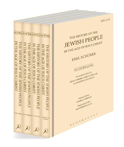 A History of the Jewish People in the Age of Jesus Christ (Multiple copy pack)