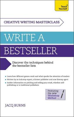 Masterclass: Write a Bestseller: Teach Yourself (Paperback)