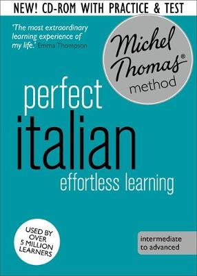 Perfect Italian: Revised (Learn Italian with the Michel Thomas Method) (CD-Audio)