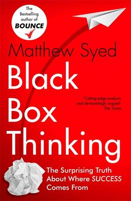 An Evening with Matthew Syed