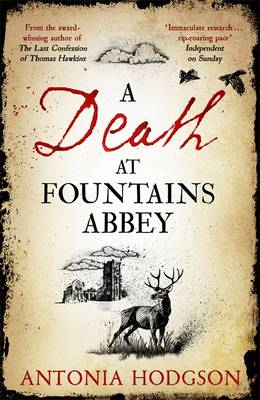 A Death at Fountains Abbey (Hardback)