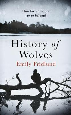 Cover The History of Wolves