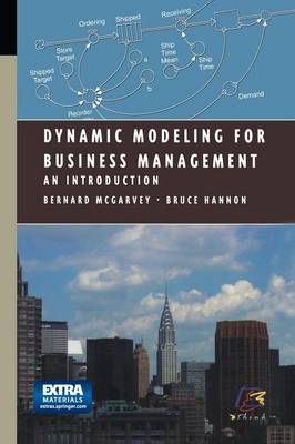 Dynamic Modeling for Business Management: An Introduction - Modeling Dynamic Systems (Mixed media product)