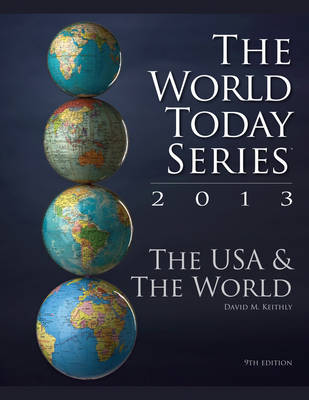 The USA and the World 2013 - World Today (Paperback)