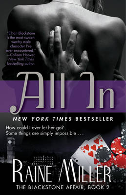 All in: Book 2: The Blackstone Affair (Paperback)