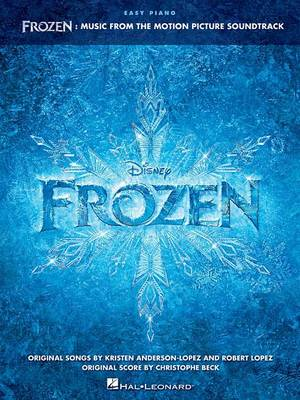 Frozen: Music from the Motion Picture Soundtrack - Easy Piano (Paperback)